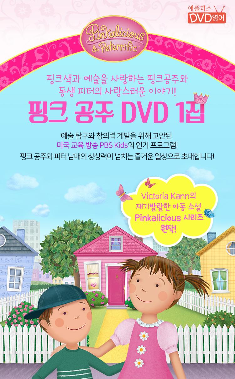 핑크 공주 DVD 1집